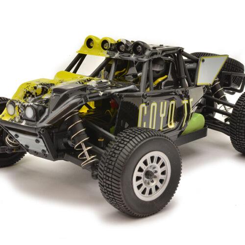 Τηλεκατευθυνόμενο Αυτοκίνητο 1:18 Coyote 4x4