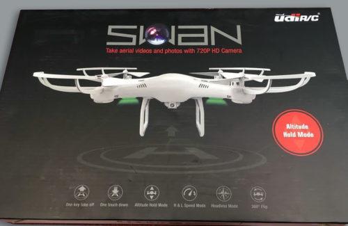 συσκευασία drone