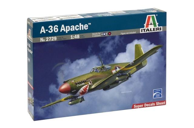 A-36 Apache