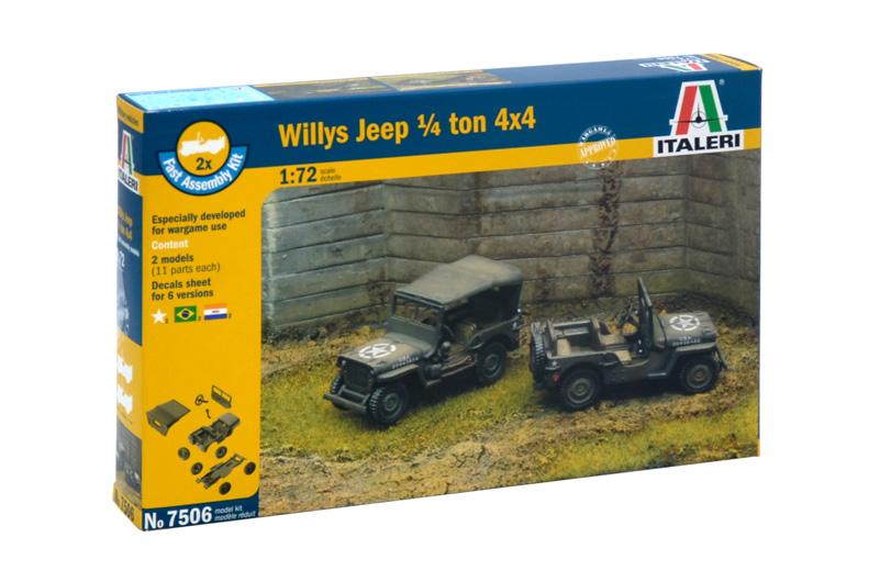 jeep Συναρμολογούμενο