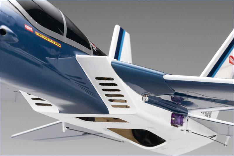 rc electric jet