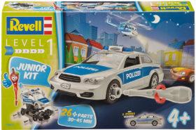 Συναρμολογούμενο αυτοκινητάκι αστυνομίας