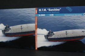Barchino Italeri