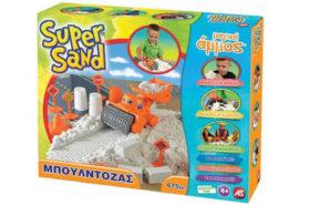 Μαγική Άμμος για Παιδιά