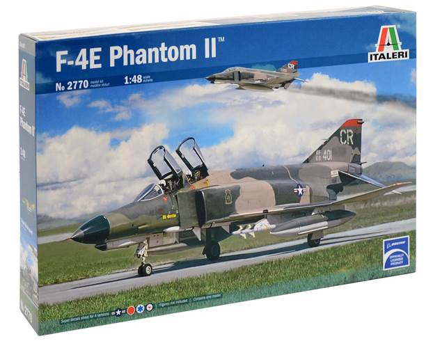 F-4E PHANTOM II 1:48