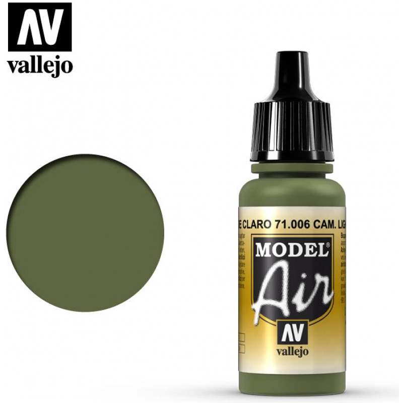 Camouflage Light Green 71006