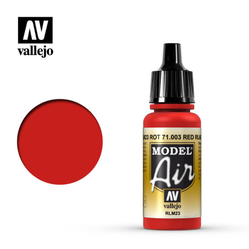 Vallejo Model Air Red RLM23 71003