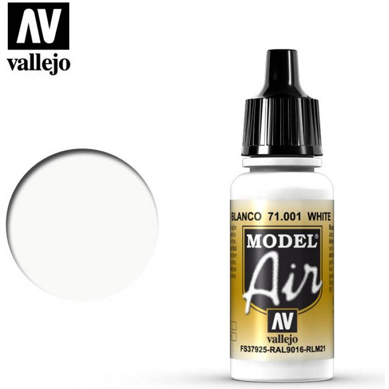 Vallejo Model Air White 71001