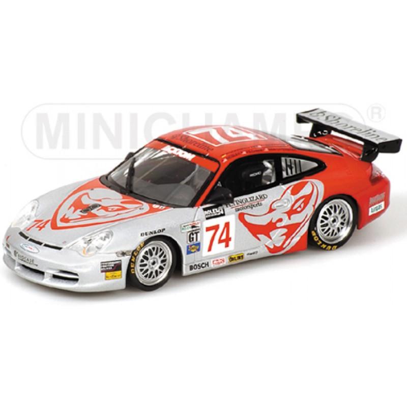 Μεταλλική Μινιατούρα Porsche