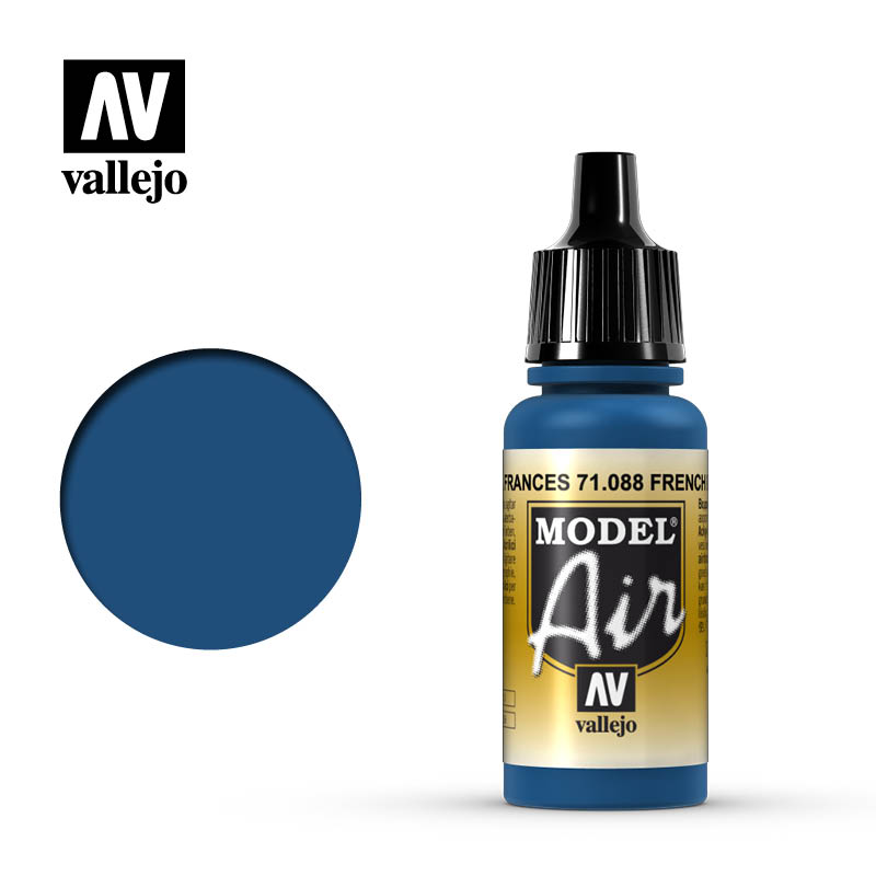 Vallejo Model Air French Blue 71088