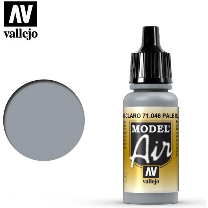 Vallejo Model Air Pale Blue Grey 71046