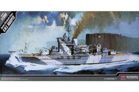 Academy HMS Warspite