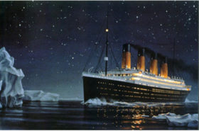 RMS Titanic Revell