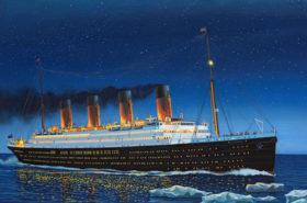 R.M.S Titanic Revell