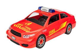 Revell Junior Kit Fire Car