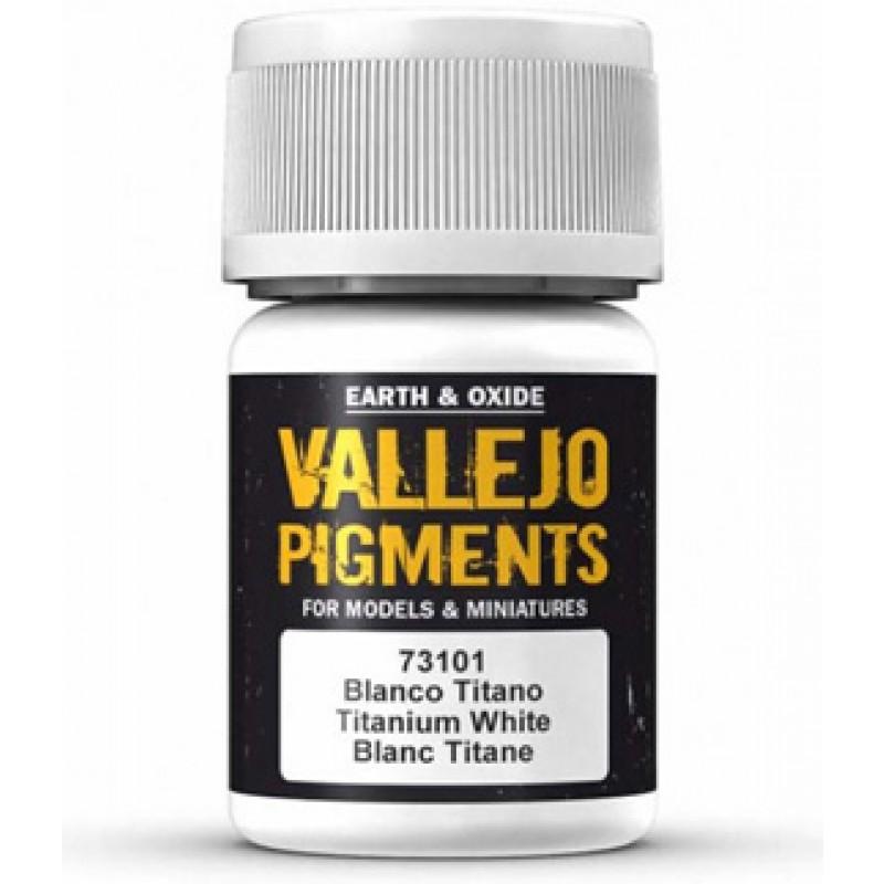 Vallejo Titanium White Pigment 35ml 73101