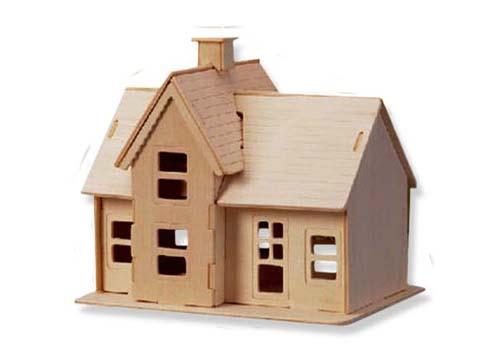 Ξύλινη Κατασκευή Σπίτι