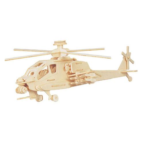 Ξύλινη Κατασκευή Ελικόπτερο