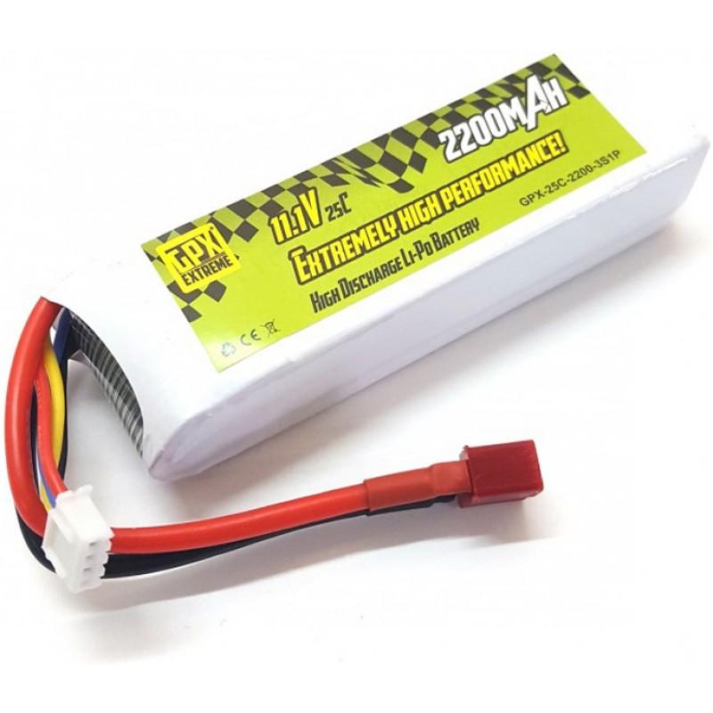 Μπαταρίες LiPo GPX EXTREME