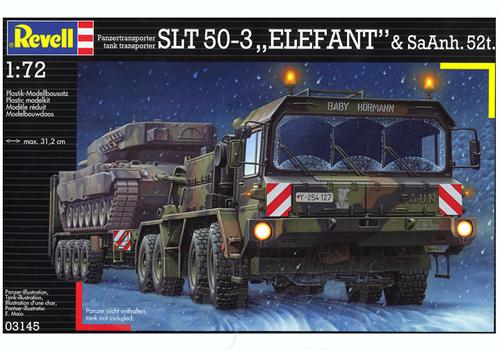 Slt 50-3 Elefant & SaAnh