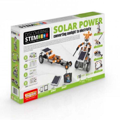 Engino Ηλιακή Ενέργεια