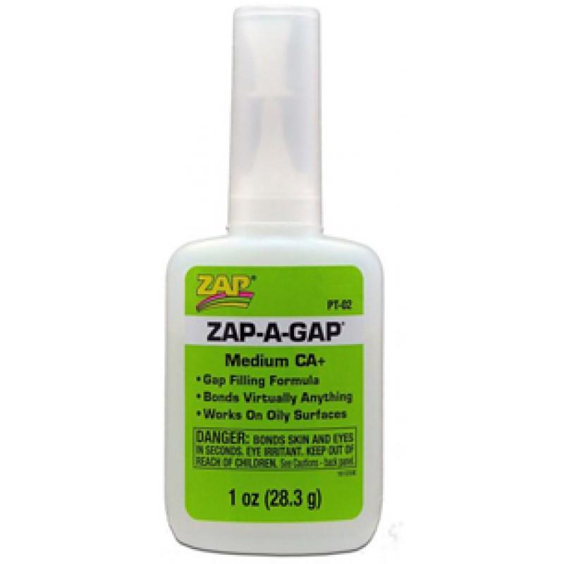 Κυανοκριλική Κόλλα Γρήγορη Zap a Gap