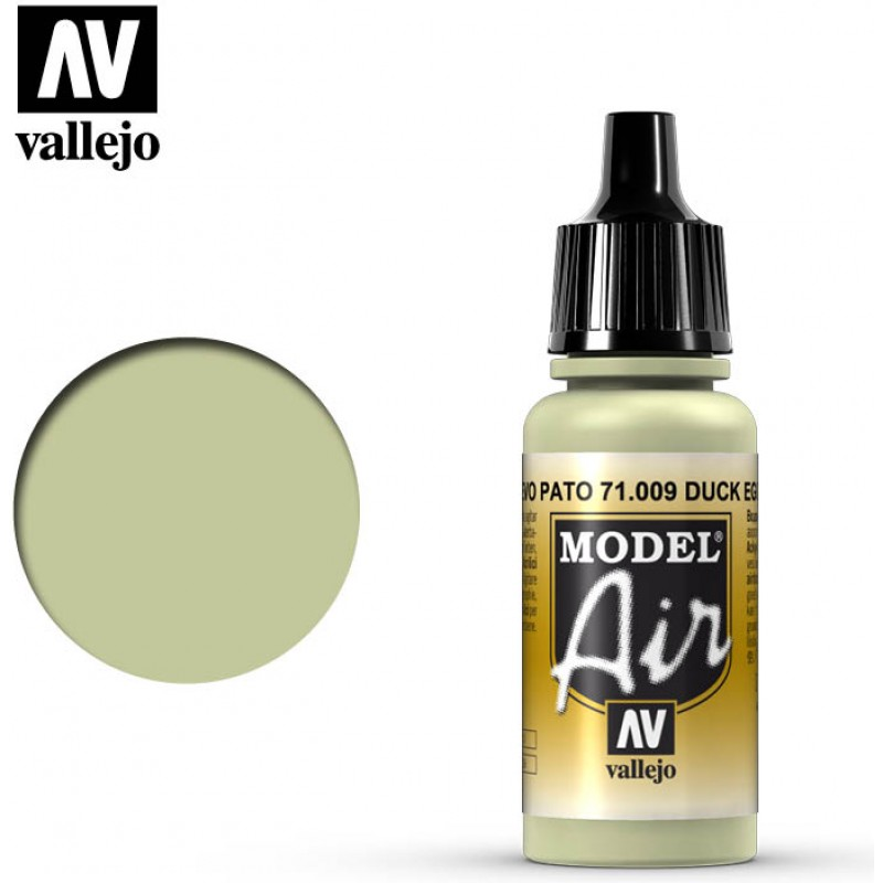 Vallejo Model Air Duck Egg Green 71009