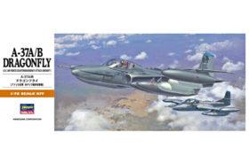 A-37AB DRAGONFLY 172 HASEGAWA