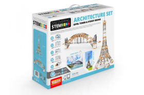 Engino STEM Architecture Set STEM55