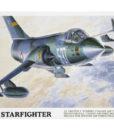F-104 G S STARFIGHTER 132 HASEGAWA