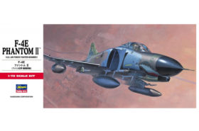 F-4E PHANTOM II HASEGAWA 172