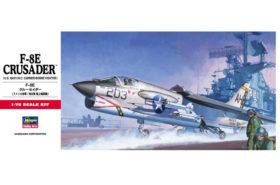F-8E CRUSADER HASEGAWA 172