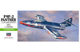 F9F 2 PANTHER HASEGAWA 172