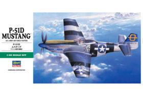 P-51D MUSTANG 148 HASEGAWA