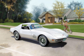 Revell 07684 Corvette C3