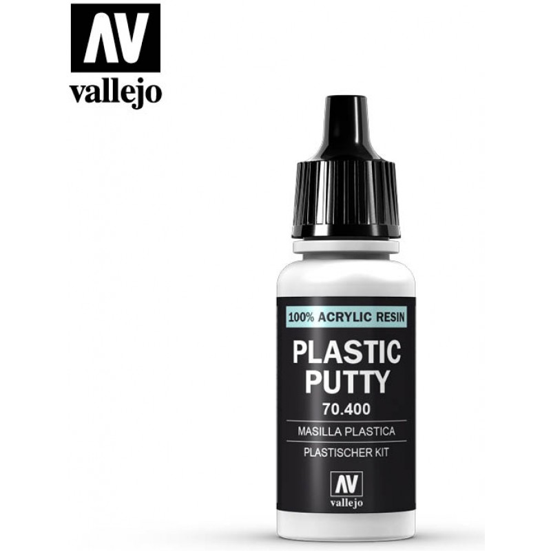 Vallejo Plastic Putty 70.400