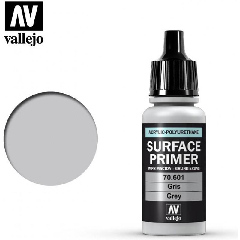 Vallejo Surface Primer Grey 70.601
