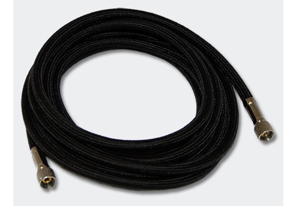 Υφασμάτινη Παροχή 3m Μαύρο BD-24