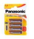 Αλκαλικες Μπαταριες AA Panasonic