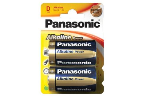 Αλκαλικες Μπαταριες LR-14 Panasonic