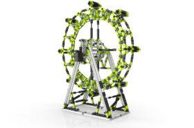 Engino Κατασκευη Ροδα που Γυρναει STEM56