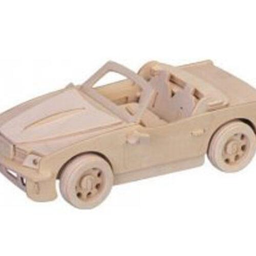 Ξύλινη Κατασκευή Αυτοκίνητο BMW P067