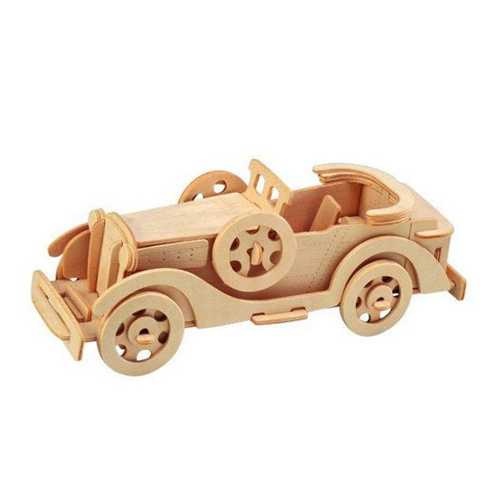 Ξύλινη Κατασκευή Άμαξα P015