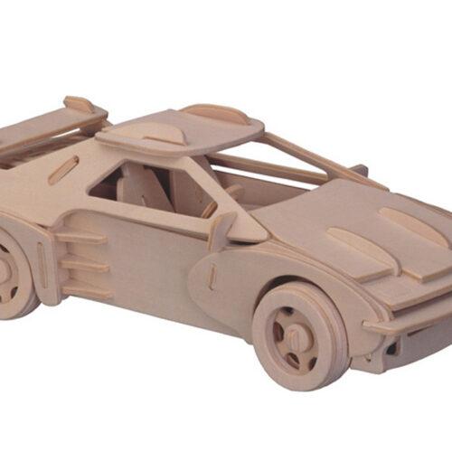 Ξύλινη Κατασκευή Αυτοκίνητο Ferrari F20 P065