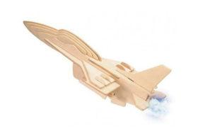Ξύλινη Κατασκευή Αεροπλάνο F-16 P040