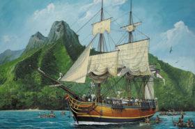Revell HMS BOUNTY