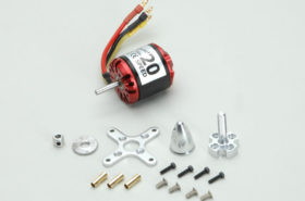 Ripmax Quantum II 20 Speed Brushless Motor