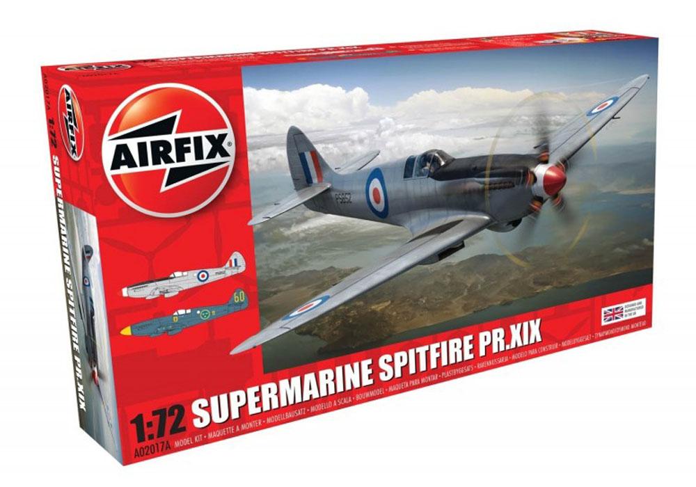 Airfix Spitfire Supermarine PR XIX Airfix 172
