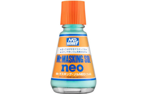 Gunze M-132 Mr Masking Sol Neo