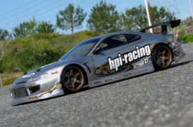 HPI Nissan Silvia Body (S15 200mm)